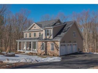 190 Mountain Brook Drive, Cheshire, CT 06410 (MLS #W10216330) :: Carbutti & Co Realtors