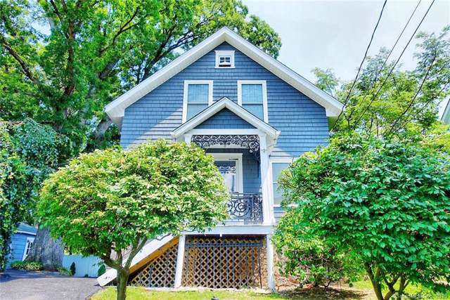 35 Edgewood Avenue, Greenwich, CT 06830 (MLS #170235124) :: The Higgins Group - The CT Home Finder