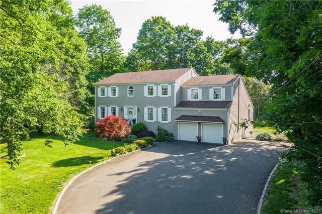 23A Anthony Lane, Darien, CT 06820 (MLS #170407421) :: GEN Next Real Estate