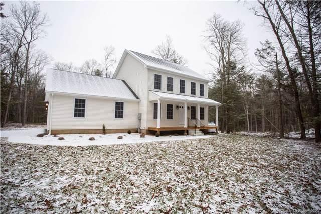 87 Lake Woods Lane, Eastford, CT 06242 (MLS #170159158) :: Spectrum Real Estate Consultants