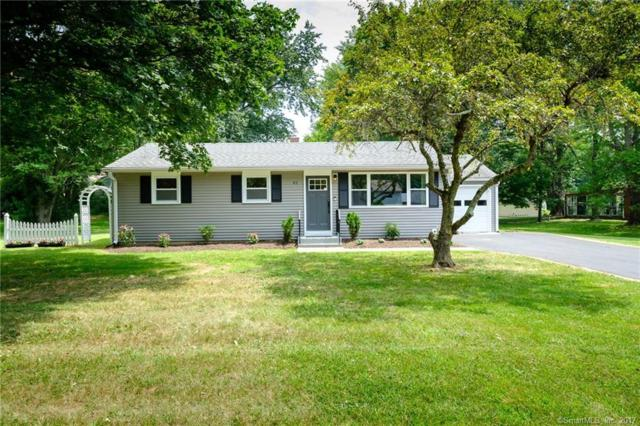 42 Algonquin Drive, Wallingford, CT 06492 (MLS #170000709) :: Carbutti & Co Realtors