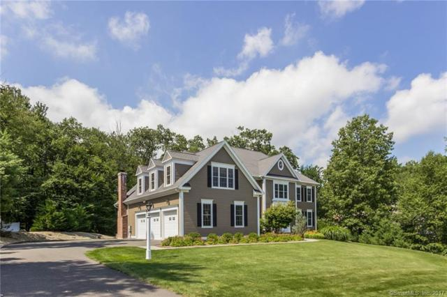 75 Bart Drive, Canton, CT 06019 (MLS #170002502) :: Hergenrother Realty Group Connecticut