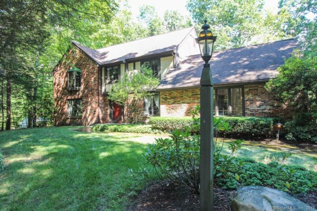 210 Stagecoach Road, Avon, CT 06001 (MLS #170002539) :: Hergenrother Realty Group Connecticut