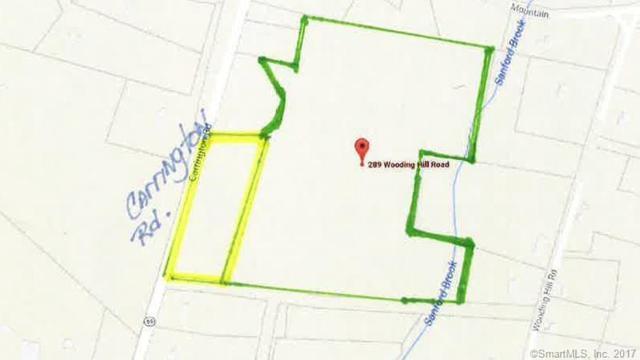 289 Wooding Hill Road, Bethany, CT 06524 (MLS #170002850) :: Stephanie Ellison
