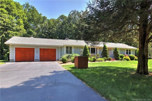 889 Grassy Hill Road, Orange, CT 06477 (MLS #170003062) :: Stephanie Ellison