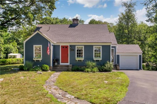 47 East Hill Road E, Canton, CT 06019 (MLS #170003320) :: Hergenrother Realty Group Connecticut