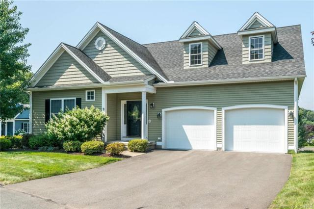 90 Apple Gate #9, Southington, CT 06489 (MLS #170003531) :: Hergenrother Realty Group Connecticut