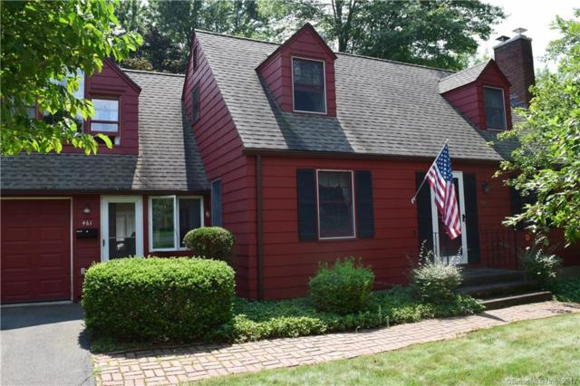 461 Church Street, Wethersfield, CT 06109 (MLS #170004068) :: Hergenrother Realty Group Connecticut