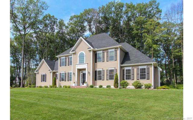 27 Stratford Crossing, Avon, CT 06001 (MLS #170004519) :: Hergenrother Realty Group Connecticut