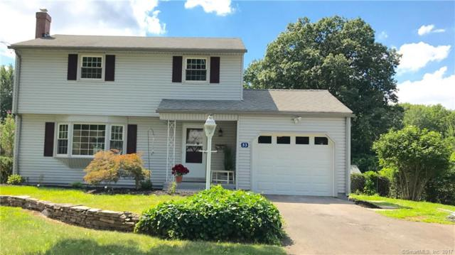 53 Briarwood Lane, East Hartford, CT 06118 (MLS #170004536) :: Hergenrother Realty Group Connecticut