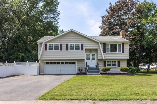 90 Sharon Drive, Wallingford, CT 06492 (MLS #170004786) :: Carbutti & Co Realtors