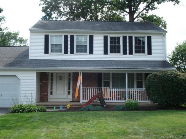 341 Greenwood Drive, Cheshire, CT 06410 (MLS #170004812) :: Carbutti & Co Realtors