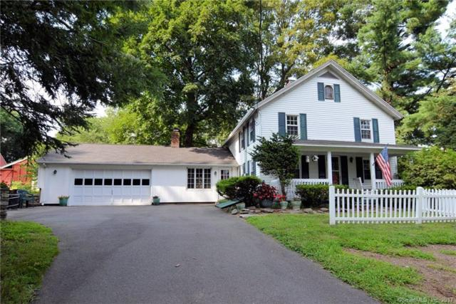 388 George Washington Turnpike, Burlington, CT 06013 (MLS #170004919) :: Hergenrother Realty Group Connecticut