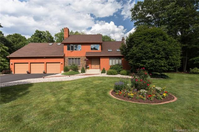 32 Bridlewood Road, South Windsor, CT 06074 (MLS #170005334) :: Hergenrother Realty Group Connecticut
