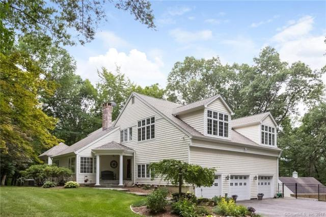 100 Ayrshire Lane, Avon, CT 06001 (MLS #170005436) :: Hergenrother Realty Group Connecticut