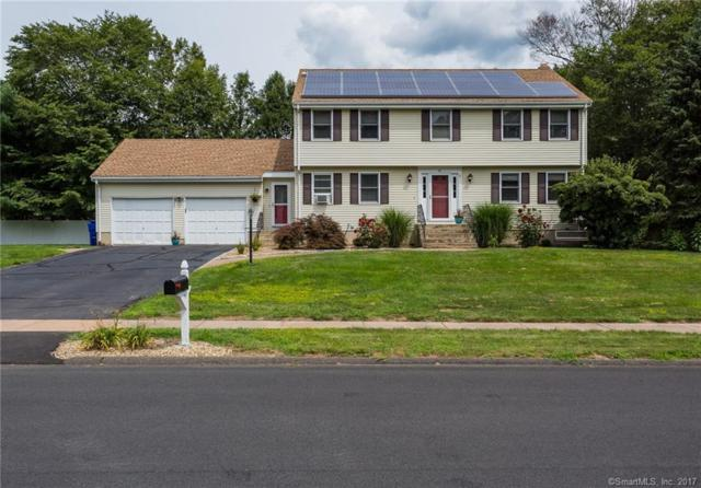 41 Beechwood Lane, South Windsor, CT 06074 (MLS #170005822) :: Hergenrother Realty Group Connecticut