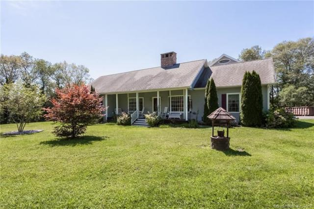 1429 Exeter Road, Lebanon, CT 06249 (MLS #170005959) :: Anytime Realty