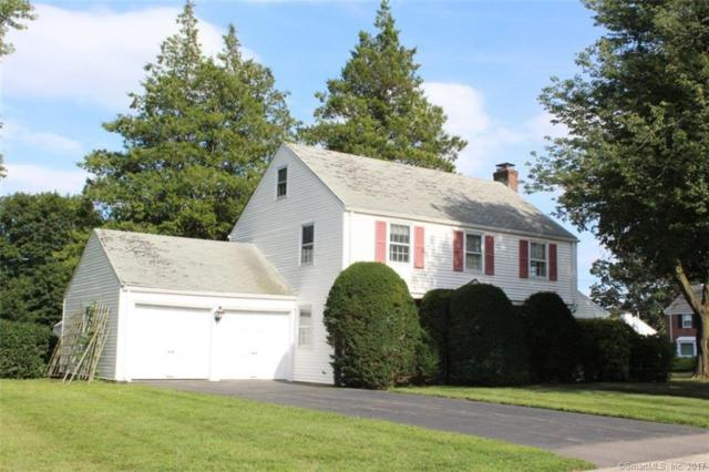 70 Webster Hill Boulevard, West Hartford, CT 06107 (MLS #170006040) :: Hergenrother Realty Group Connecticut