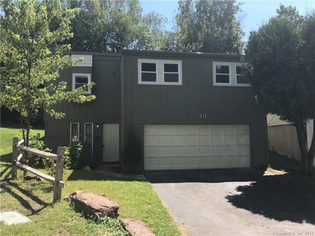 34 Afton Terrace, Middletown, CT 06457 (MLS #170006220) :: Carbutti & Co Realtors