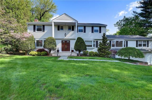 20 High Wood Road, West Hartford, CT 06117 (MLS #170006536) :: Hergenrother Realty Group Connecticut