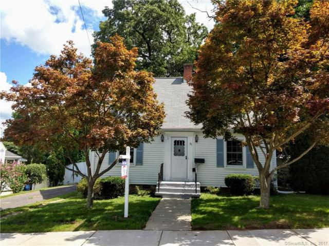 33 Melville Street, Bristol, CT 06010 (MLS #170006669) :: Hergenrother Realty Group Connecticut