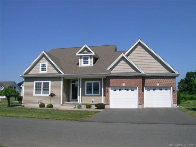 8 Windermere Village Road #8, Ellington, CT 06029 (MLS #170006758) :: Anytime Realty