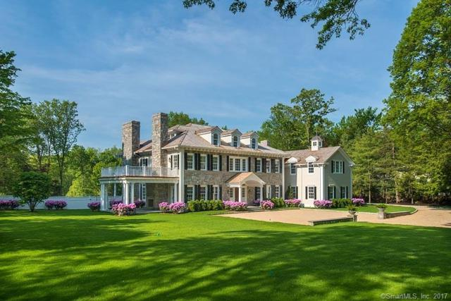 1 Doverton Drive, Greenwich, CT 06831 (MLS #170006772) :: The Higgins Group - The CT Home Finder