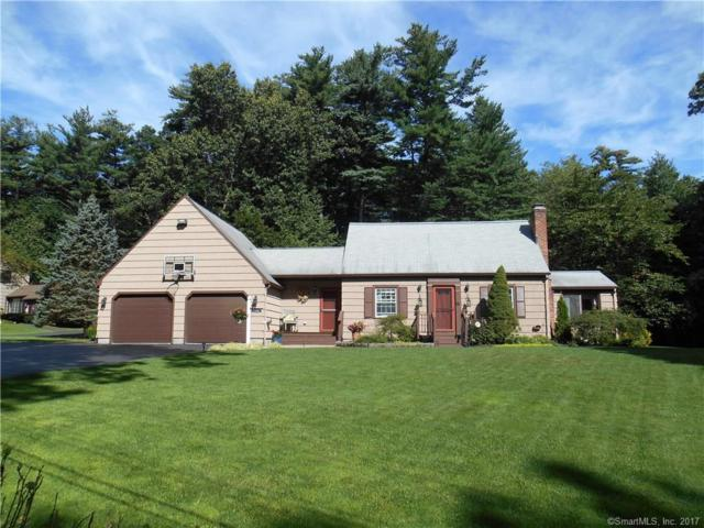 26 Bolleswood Lane, Avon, CT 06001 (MLS #170006998) :: Hergenrother Realty Group Connecticut
