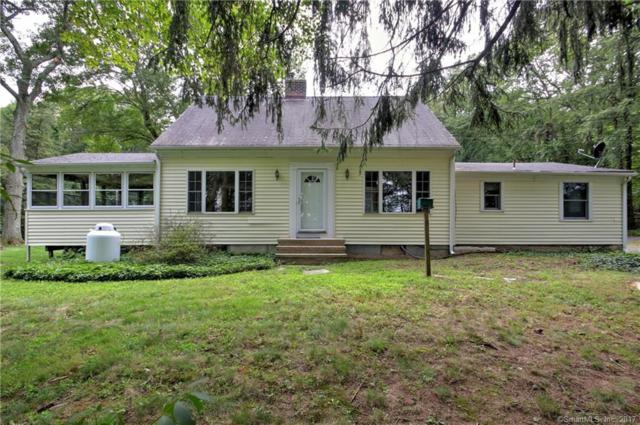 27 Falls Road, Bethany, CT 06524 (MLS #170011410) :: Stephanie Ellison