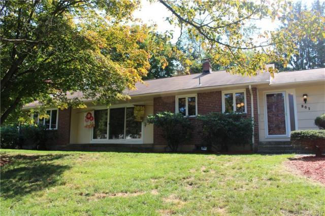 207 Patton Drive, Cheshire, CT 06410 (MLS #170013065) :: Carbutti & Co Realtors
