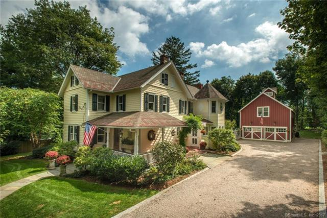 188 Middlesex Road, Darien, CT 06820 (MLS #170013561) :: The Higgins Group - The CT Home Finder