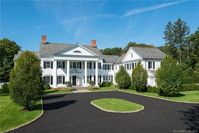 272 Round Hill Road, Greenwich, CT 06831 (MLS #170015079) :: The Higgins Group - The CT Home Finder