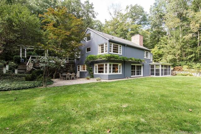 88 Old Highway, Wilton, CT 06897 (MLS #170015235) :: The Higgins Group - The CT Home Finder