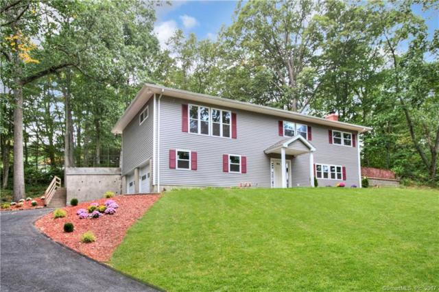 16 Cedar Hill Road, Shelton, CT 06484 (MLS #170015834) :: The Higgins Group - The CT Home Finder