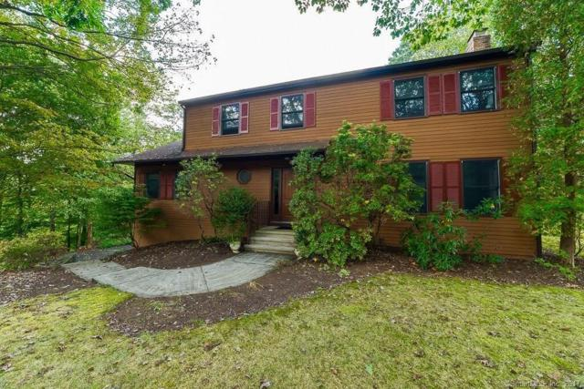 24 Vintage Road, Trumbull, CT 06611 (MLS #170015848) :: The Higgins Group - The CT Home Finder