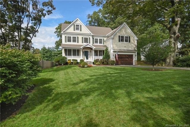 250 West Avenue, Darien, CT 06820 (MLS #170015976) :: The Higgins Group - The CT Home Finder