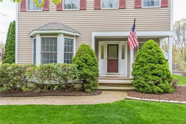 19 Bailey Avenue, Darien, CT 06820 (MLS #170016311) :: The Higgins Group - The CT Home Finder