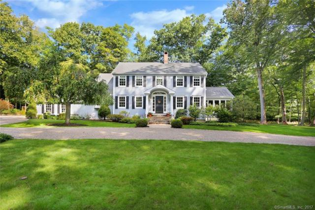 59 Peach Hill Road, Darien, CT 06820 (MLS #170016429) :: The Higgins Group - The CT Home Finder