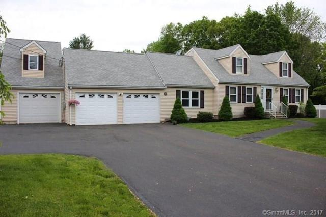 8 Templeton Road, Wallingford, CT 06492 (MLS #170016445) :: Carbutti & Co Realtors
