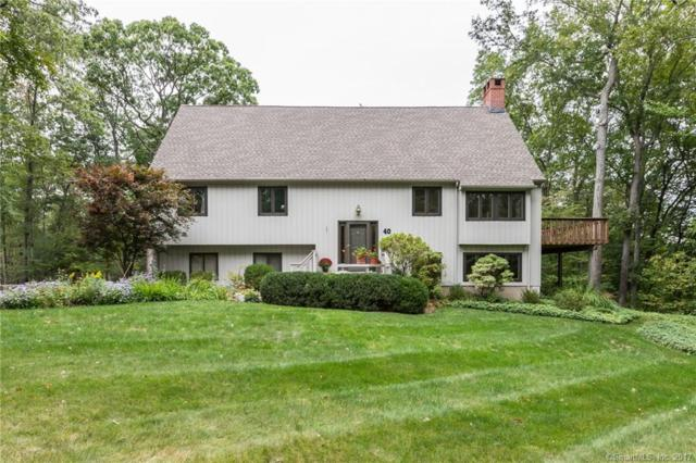 40 Beechwood Lane, Ridgefield, CT 06877 (MLS #170017264) :: The Higgins Group - The CT Home Finder