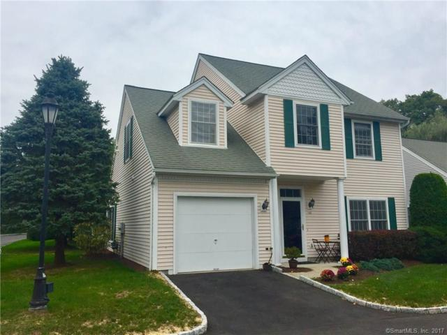 82 Village Court #82, Wilton, CT 06897 (MLS #170017352) :: The Higgins Group - The CT Home Finder