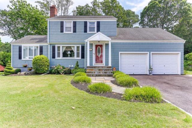 345 Fairfax Drive, Stratford, CT 06614 (MLS #170017413) :: The Higgins Group - The CT Home Finder