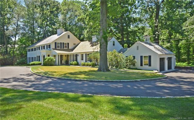 265 Mansfield Avenue, Darien, CT 06820 (MLS #170017582) :: The Higgins Group - The CT Home Finder