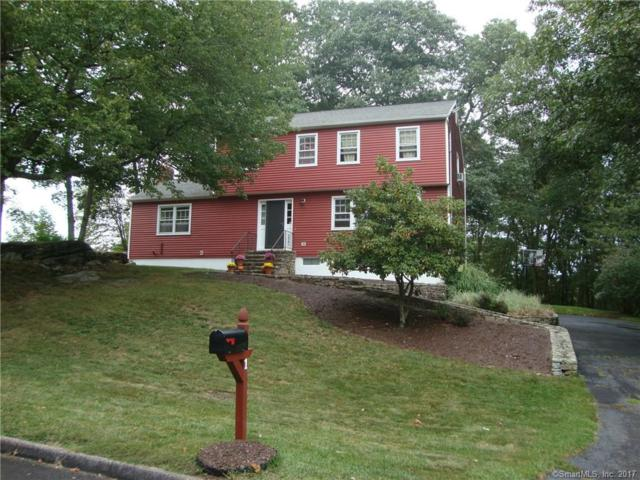1 Rodia Ridge Road, Shelton, CT 06484 (MLS #170017605) :: The Higgins Group - The CT Home Finder