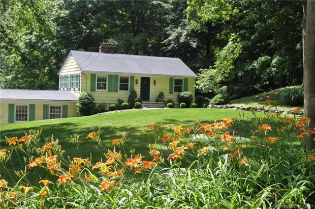 127 Hulda Hill Road, Wilton, CT 06897 (MLS #170017665) :: The Higgins Group - The CT Home Finder