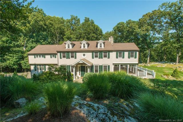 2 Dartmouth Road, Greenwich, CT 06807 (MLS #170017882) :: The Higgins Group - The CT Home Finder