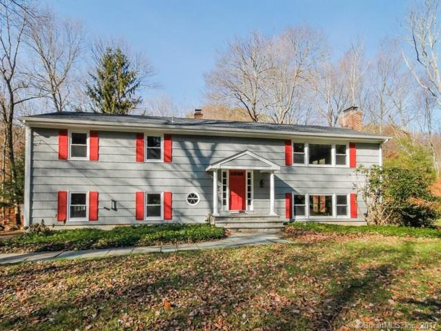 66 Hillbrook Road, Wilton, CT 06897 (MLS #170018302) :: The Higgins Group - The CT Home Finder