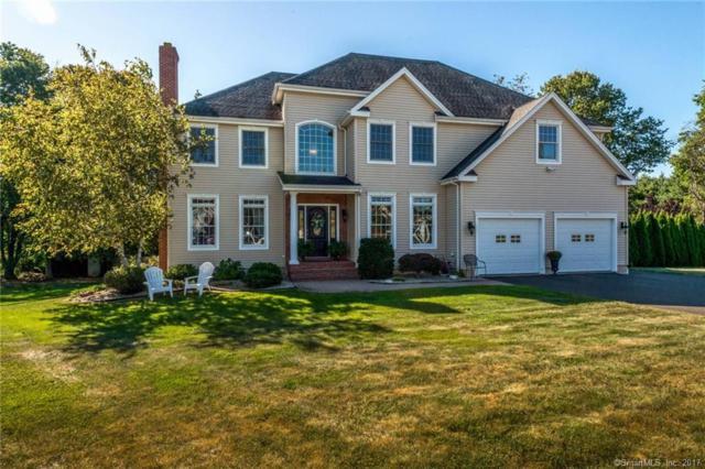 10 Fennwood Drive, Cromwell, CT 06416 (MLS #170018427) :: Carbutti & Co Realtors