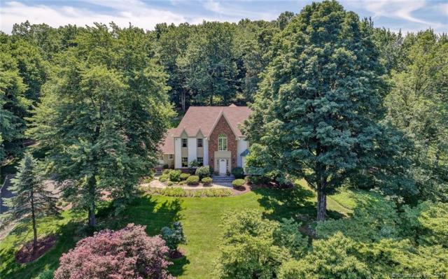 11 Crosswicks Ridge Road, Wilton, CT 06897 (MLS #170019536) :: Carbutti & Co Realtors