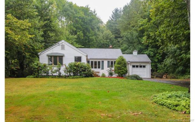 106 Cider Brook Road, Avon, CT 06001 (MLS #170019928) :: Hergenrother Realty Group Connecticut